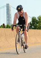 2011-Dave Ruedeman NYC Triathlon